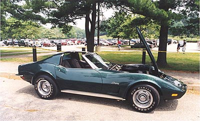 1973 Corvettes for sale